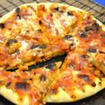 Pizza K Classic de la Kaufland Prosciutto e Funghi – Review și Păreri