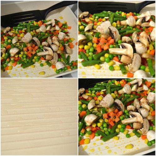 legume la grill ceramic delimano