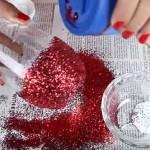 Cum să Aplici Sclipici pe Sticlă – Tutorial
