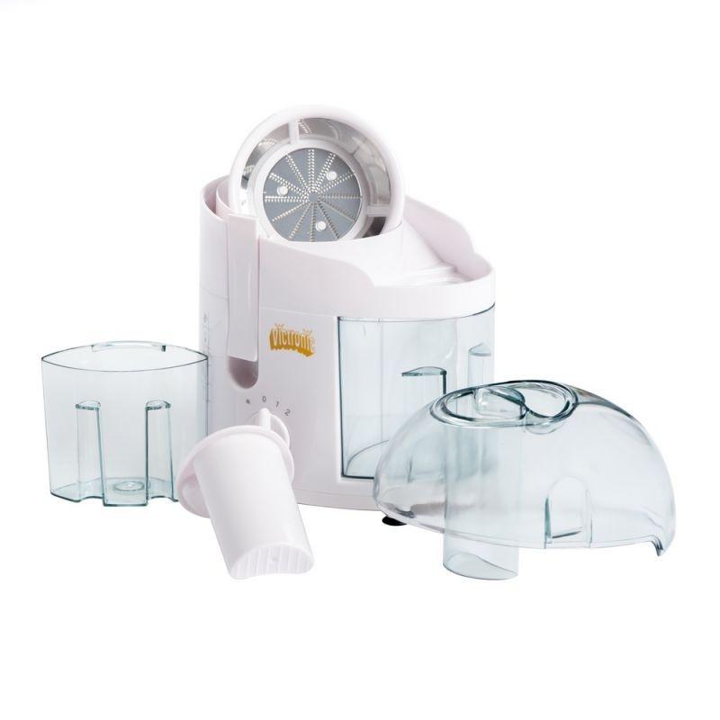 storcator-de-fructe-victronic-vc7017-230-w-2-viteze-alb-cu centrifugare