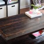 Cum să faci o masă de cafea din lemn – tutorial VIDEO