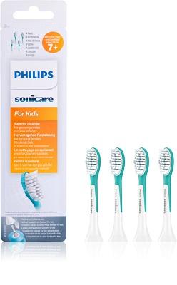 capete de schimb pentru periuță electrică Philips Sonicare For Kids