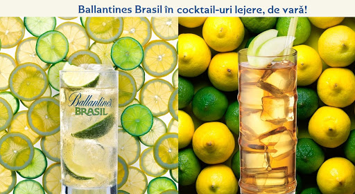 rețetă cocktail highland samba cu Ballantines Brasil