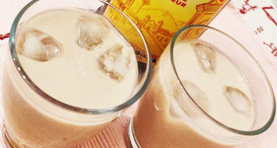 cocktail cu lapte